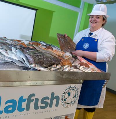 Seafish Ambassador Emma McKeating